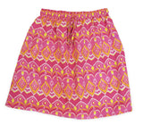 All For Color Kingsley Sunrise Ikat Skirt