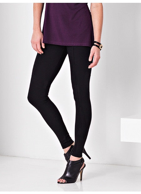 Lysse Black Tight Ankle Leggings