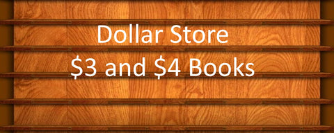 $4 Books, CDs, and DVDs