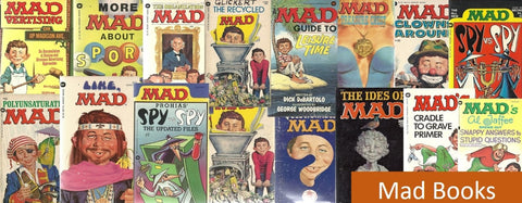 Mad Books