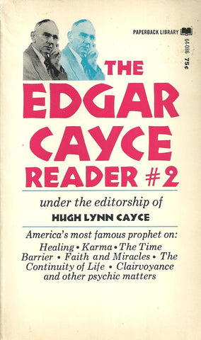 The Edgar Cayce Reader #2
