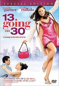 13 Going on 30 (DVD, 2004, Special Edition)