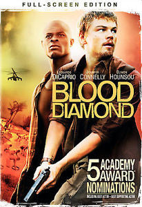 Blood Diamond Full Frame