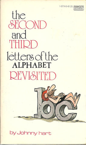 The Second and Third Letters of the Alphabet Revisited