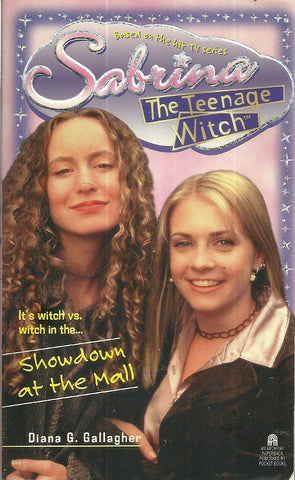Sabrina The Teenage Witch  Showdown at the Mall
