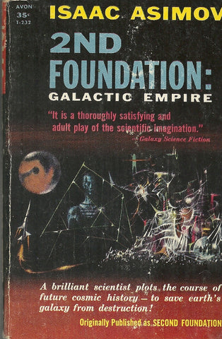2nd Foundation: Galactic Empire