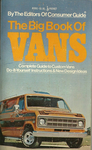 The Big Book of Vans