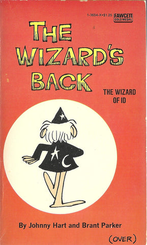 The Wizard of ID The Wizard's Back