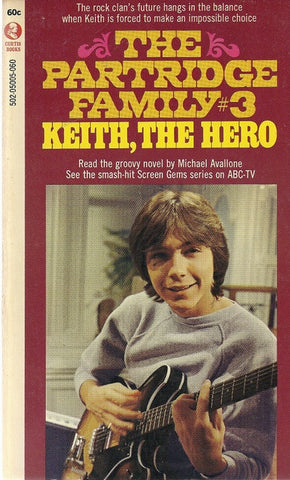 The Partridge Family #3 Keith, The Hero