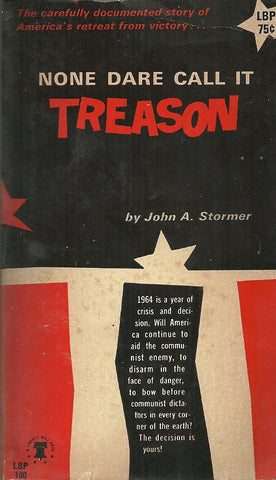 None Dare Call it Treason