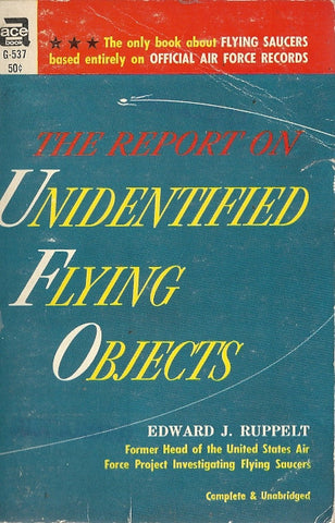 The Report on Unidenified Flying Objects