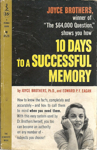 10 Days to a Successful Memory