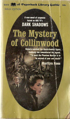 Dark Shadows The Mystery of Collinwood