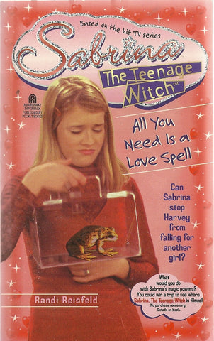 Sabrina The Teenage  Witch All You Need is a Love Spell