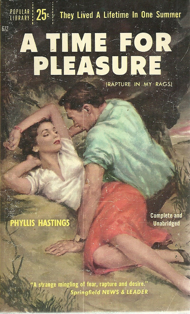 A Time for Pleasure