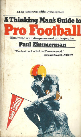 A Thinking Man's Guide to Pro Football