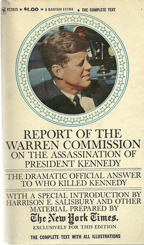 Report of the Warren Commission