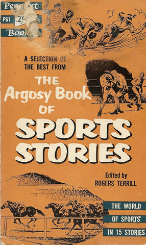 The Argosy Book of Sports Stories