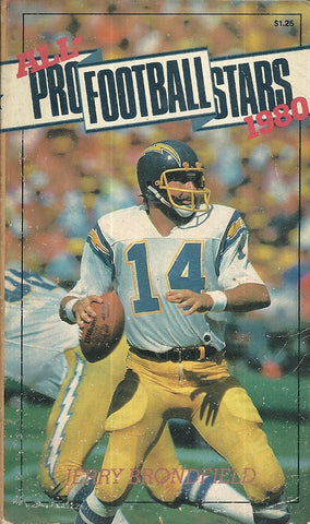 All Pro Football Stars 1980