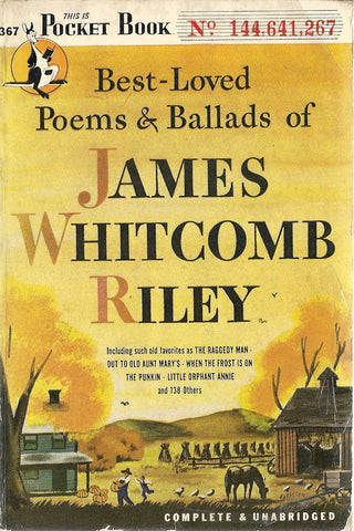 Poems of James Whitcomb Riley