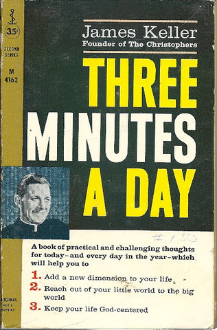 Three Minutes a Day