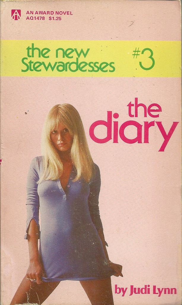 The New Stewardesses #3  The Diary