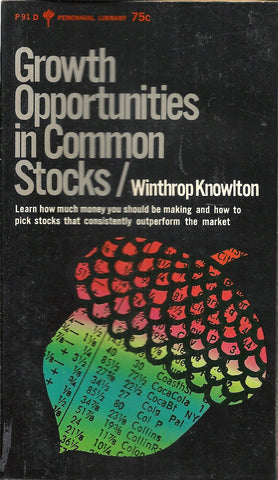Growth Opportunities in Common Stocks