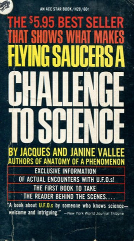 Flying Saucers A Challenge to Science
