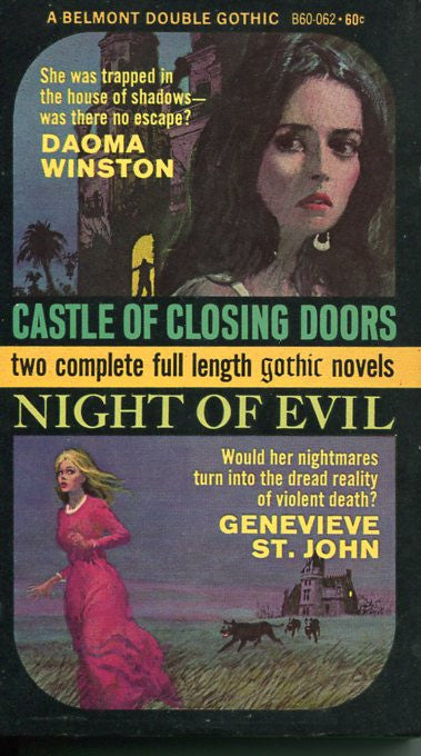 Castle of Closing Doors; Night of Evil