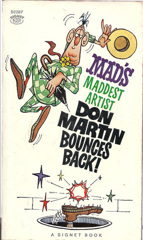 Don Martin Bounces Back