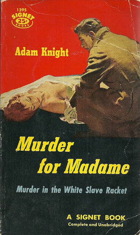 Murder for Madame