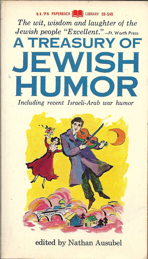 A Treasury of Jewish Humor