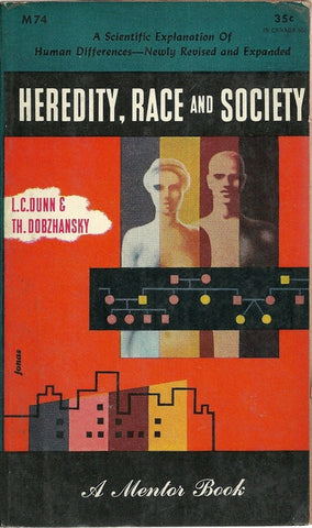 Heridity, Race and Society