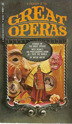 The Treasury of Great Operas