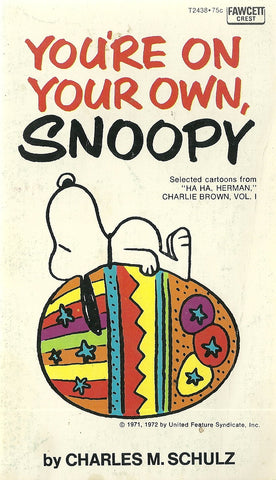 You're On Your Own, Snoopy
