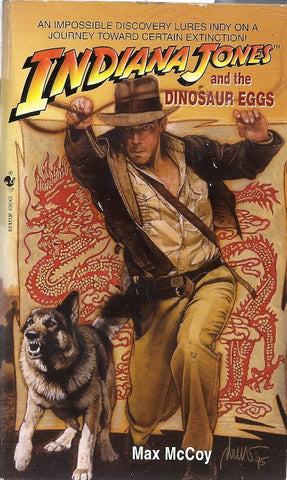 Indiana Jones and the Dinosar Eggs