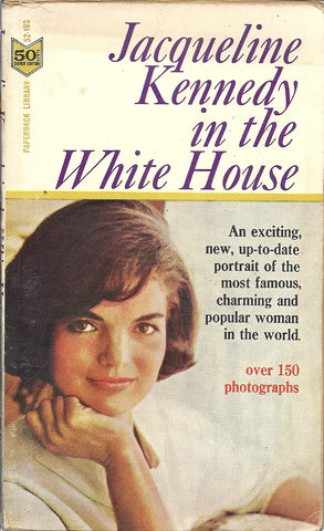 Jacqueline Kennedy in the White House