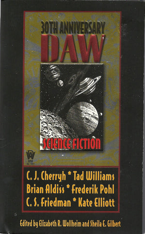 30th Anniversary DAW Science Fiction