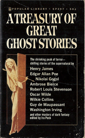 A Treasury of Great Ghost Stories