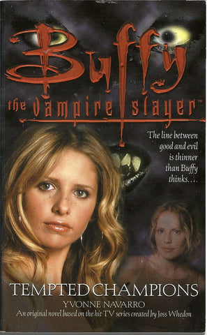 Buffy the Vampire Slayer Tempted Champions