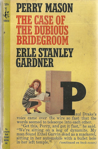 Perry Mason The Case of the Dubious Bridegroom