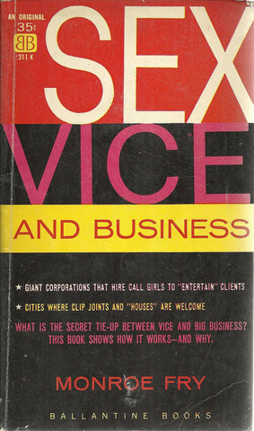 Sex Vice and Business