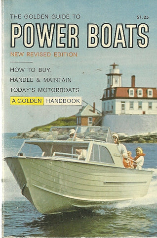 The Golden Guide to Power Boats