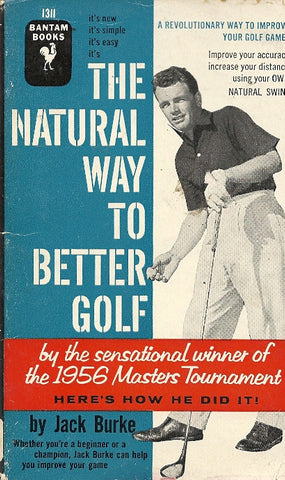 The Natural Way to Better Golf
