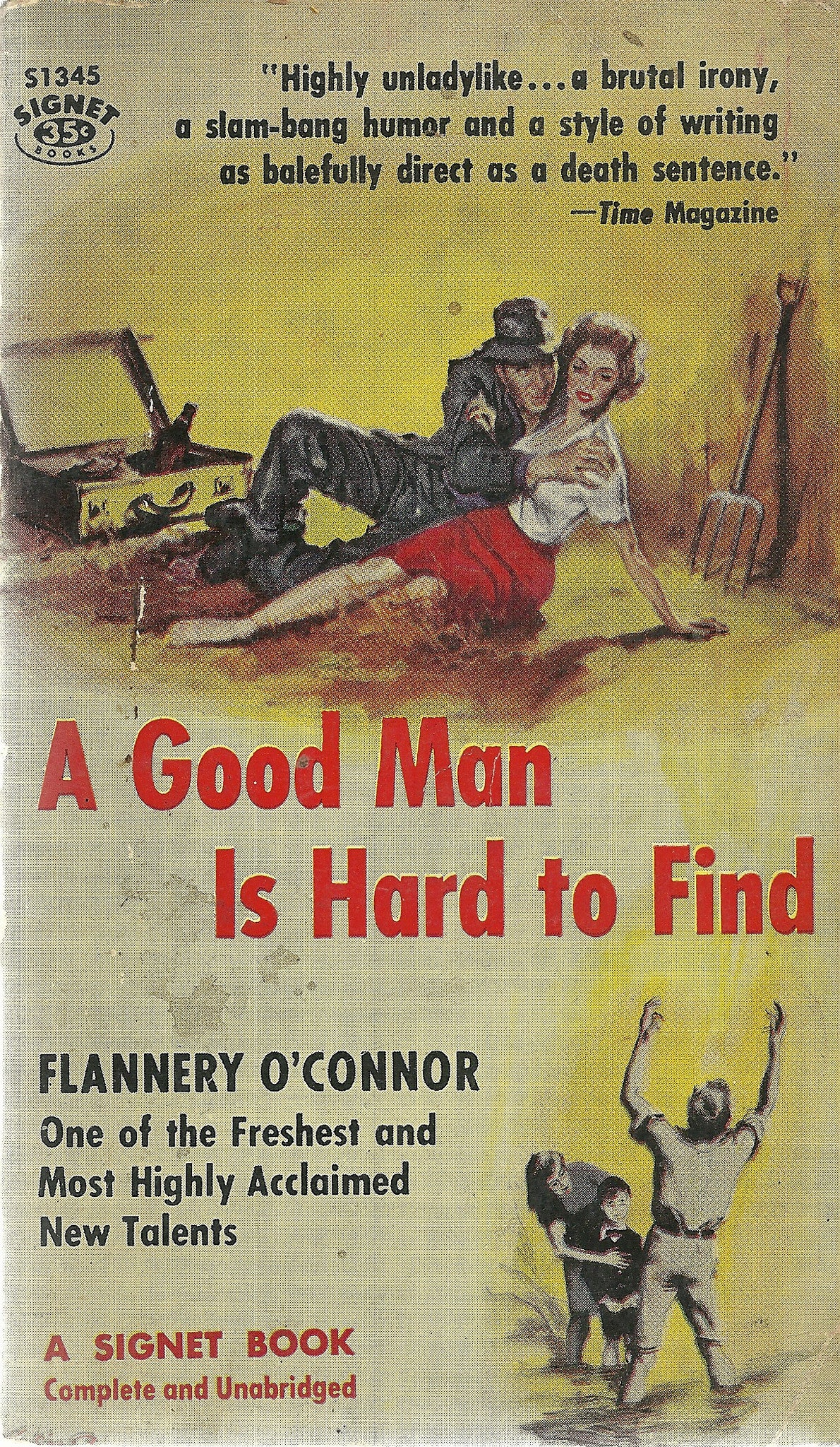 a good man is hard to vintage bookseller a good man is hard to find