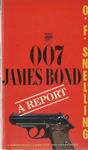 007 James Bond A Report