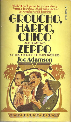 Groucho, Harpo, Chico and Sometimes Zeppo