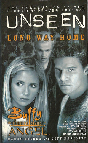 Buffy the Vampire Slayer Unseen Long Way Home