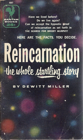 Reincarnation the whole startling story