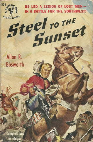 Steel to the Sunset